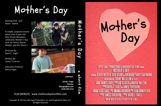 Mothers Dayl Amray DVD Cover4