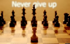 figure_chess_typography_never_give_up_1440x900_10822